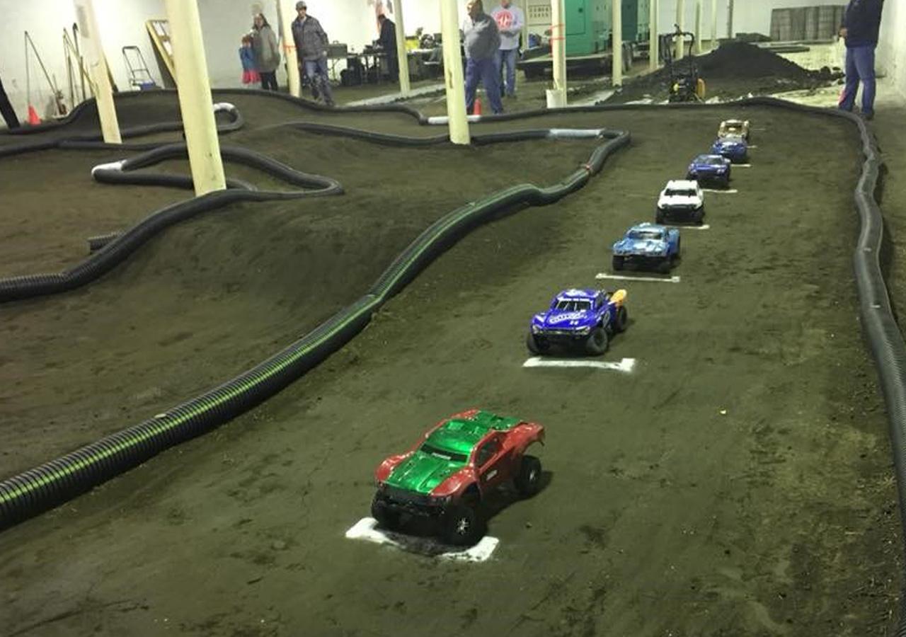 rc track